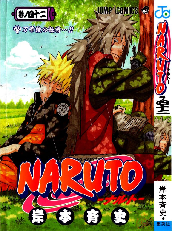 Naruto manga volume 42
