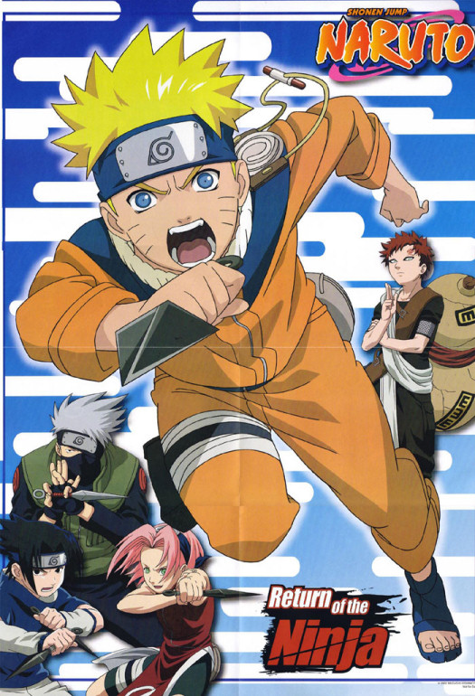 Naruto Return of the Ninja