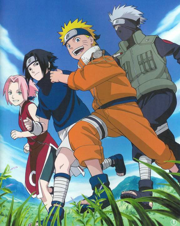 team 7 is about to jump into a river